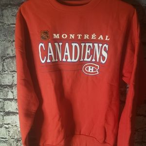 Other - 2 for $10   Vintage Montreal Canadiens Crew